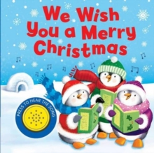 We Wish You A Merry Christmas, Hardback Book