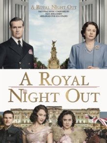 A Royal Night Out (Solo Piano), Paperback Book