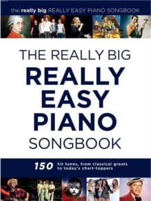 The Really Big Really Easy Piano Songbook, Paperback / softback Book