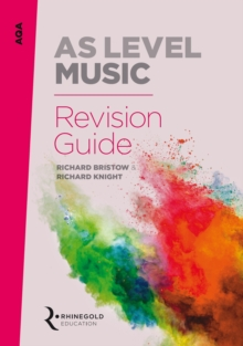 AQA AS Level Music Revision Guide, Paperback / softback Book