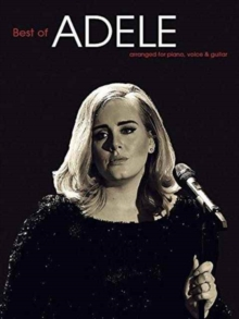 The Best of Adele (PVG), Paperback / softback Book