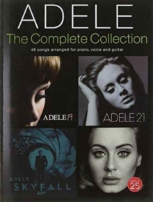 Adele : The Complete Collection, Paperback Book