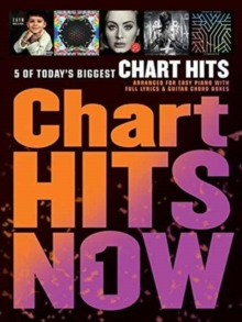 Chart Hits Now - Volume 1, Paperback Book