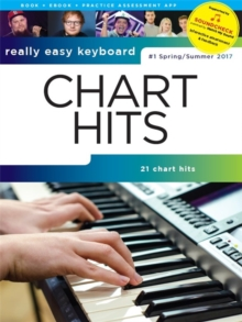 Really Easy Keyboard : Chart Hits - 1 Spring/Summer 2017, Paperback Book