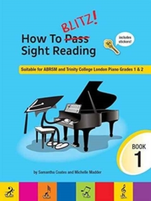 How To Blitz] Sight Reading (Book 1), Paperback / softback Book