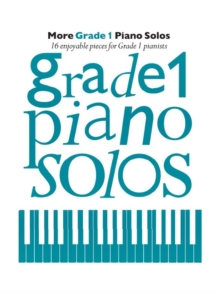 More Grade 1 Piano Solos, Paperback Book