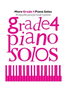 More Grade 4 Piano Solos, Paperback Book