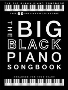 The Big Black Piano Songbook, Paperback / softback Book