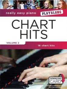 Really Easy Piano : Chart Hits - 4 Spring/Summer 2017, Paperback Book