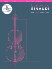 Ludovico Einaudi : The Cello Collection (Book/Online Media), Mixed media product Book