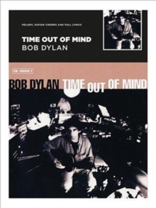 Time Out Of Mind - Bob Dylan, Paperback / softback Book