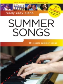 Really Easy Piano : Summer Songs, Paperback Book