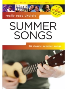Really Easy Ukulele : Summer Songs, Paperback Book