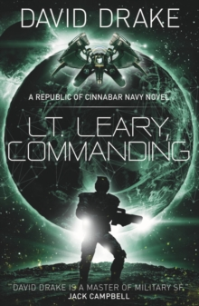 Lt. Leary, Commanding, Paperback Book