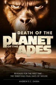 Death of the Planet of the Apes, Paperback / softback Book