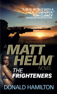 Matt Helm : The Frighteners, Paperback Book