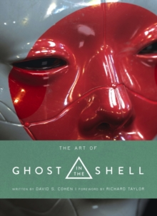 The Art of Ghost in the Shell, Hardback Book