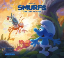 The Art of Smurfs : The Lost Village, Hardback Book
