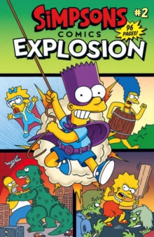 Simpsons Comics : Explosion 2, Paperback Book