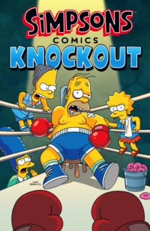 Simpsons Comics : Knockout, Paperback / softback Book