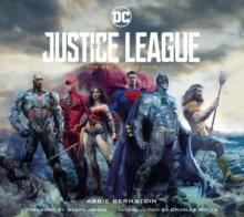 Justice League : The Art of the Film, Hardback Book