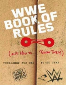 WWE Book Of Rules (And How To Make Them), Paperback Book