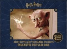 Harry Potter and the Chamber of Secrets Enchanted Postcard Book, Paperback Book