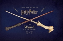 Harry Potter : The Wand Collection, Hardback Book