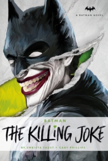 DC Comics novels - The Killing Joke, Hardback Book