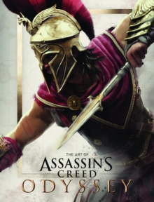 The Art of Assassin's Creed Odyssey, Hardback Book