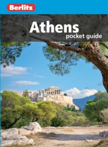 Berlitz Pocket Guide Athens, Paperback / softback Book