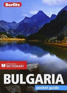 Berlitz Pocket Guide Bulgaria (Travel Guide with Dictionary), Paperback / softback Book