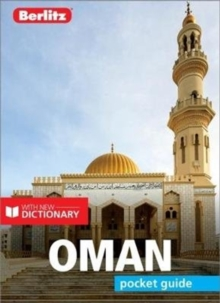 Berlitz Pocket Guide Oman (Travel Guide with Dictionary), Paperback / softback Book