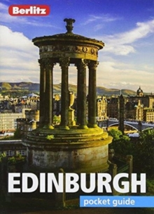 Berlitz Pocket Guide Edinburgh (Travel Guide), Paperback / softback Book