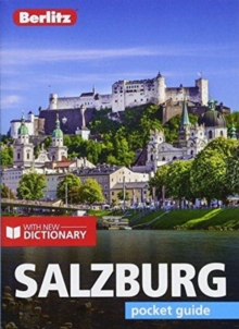 Berlitz Pocket Guide Salzburg, Paperback / softback Book