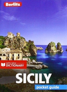 Berlitz Pocket Guide Sicily (Travel Guide with Dictionary), Paperback / softback Book