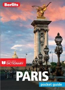 Berlitz Pocket Guide Paris (Travel Guide eBook), Paperback / softback Book