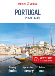 Insight Guides Pocket Portugal (Travel Guide with Free eBook), Paperback / softback Book