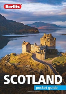 Berlitz Pocket Guide Scotland (Travel Guide with Dictionary), Paperback / softback Book