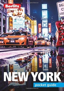Berlitz Pocket Guide New York City (Travel Guide with Dictionary), Paperback / softback Book