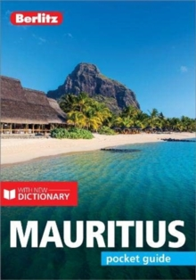 Berlitz Pocket Guide Mauritius (Travel Guide with Dictionary), Paperback / softback Book
