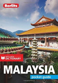 Berlitz Pocket Guide Malaysia : (Travel Guide with Dictionary), Paperback / softback Book