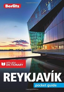 Berlitz Pocket Guide Reykjavik (Travel Guide with Dictionary), Paperback / softback Book