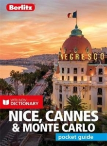 Berlitz Pocket Guide Nice, Cannes & Monte Carlo (Travel Guide with Dictionary), Paperback / softback Book