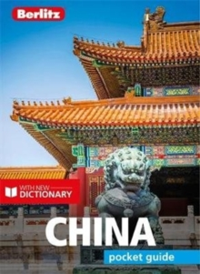 Berlitz Pocket Guide China (Travel Guide with Dictionary), Paperback / softback Book