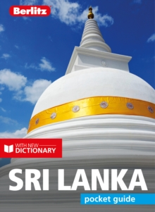 Berlitz Pocket Guide Sri Lanka (Travel Guide with Dictionary), Paperback / softback Book