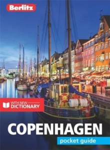 Berlitz Pocket Guide Copenhagen (Travel Guide with Free Dictionary), Paperback / softback Book