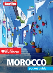 Berlitz Pocket Guide Morocco (Travel Guide with Free Dictionary), Paperback / softback Book