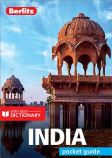 Berlitz Pocket Guide India (Travel Guide eBook), EPUB eBook