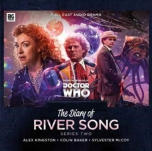 The Diary of River Song : No. 2, CD-Audio Book
